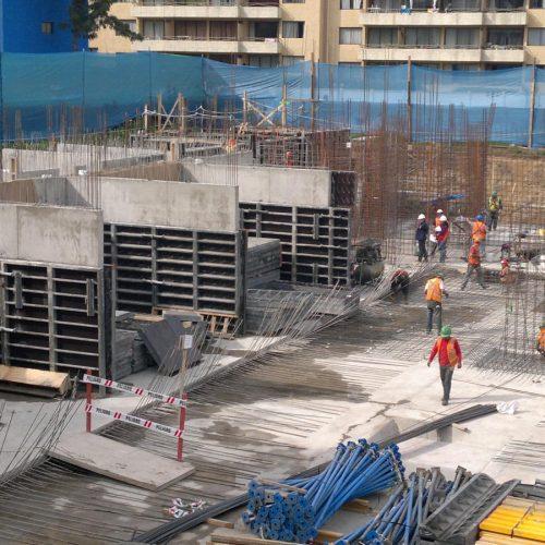 Panoramica-Moldaje Soinsa servicios para la construcción